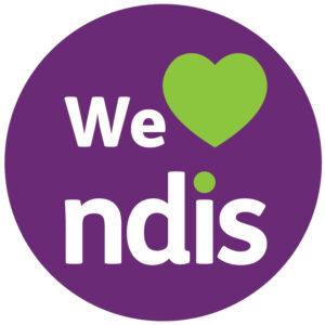 We heart NDIS